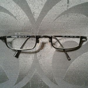 e1459209f59f CHANEL Accessories - Vintage Chanel Top Semi-Rimless Eyeglasses